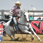 H.S. Rodeo Athlete Rides On To College