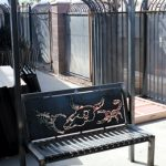 Custom Benches To Beautify Downtown Overton