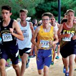 Pirate Distance Runners Compete At Sunset Park