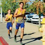 MVHS Boys' Cross Country Wins Sunrise Division TItle