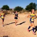 Pirate Cross Country Runners Compete In Boulder City