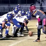 Pirate Football Wins Against Del Sol, 34-26